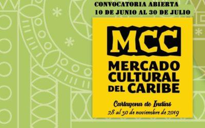 Abierta convocatoria para el Mercado Cultural del Caribe 2019