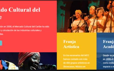 Nueva página web del MCC